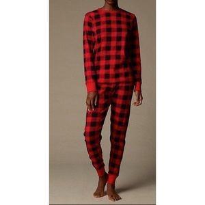 Hatley x Indigo Women's Buffalo Plaid Pajama Set